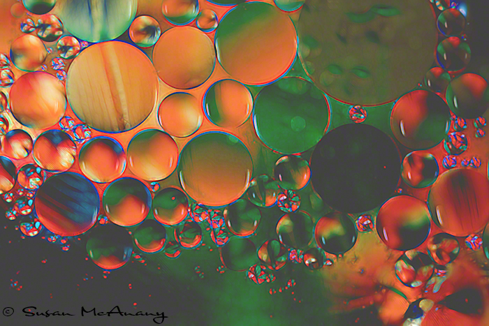 hermine inspired abstract art photograph